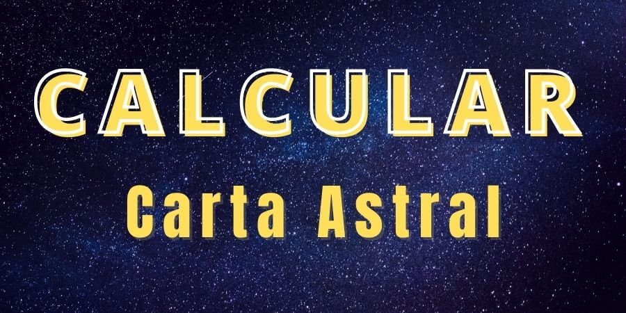 calcular carta astral
