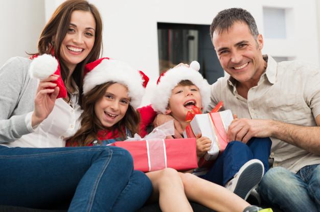 Navidad vida y familia